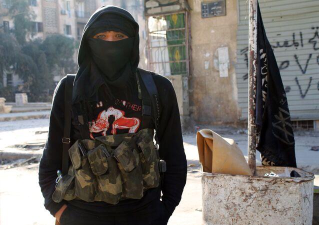 Un membre du Front al-Nosra
