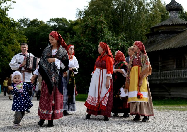 Traditions russes