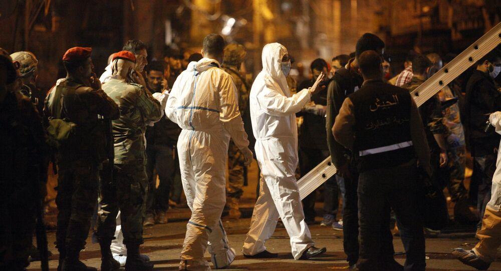 Beyrouth: double attentat-suicide meurtrier dans un fief du Hezbollah