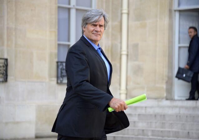 le porte-parole du gouvernement, Stéphane Le Foll