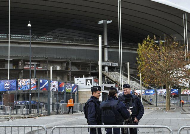 Près du Stade de France