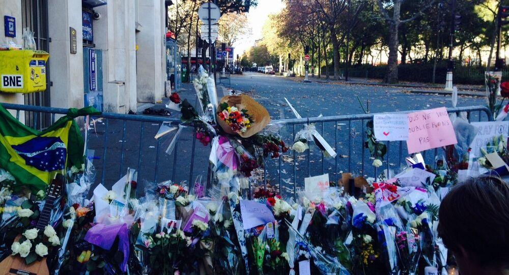 Fleurs à Paris