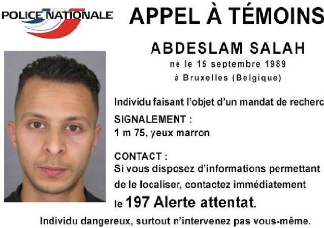 Salah Abdeslam