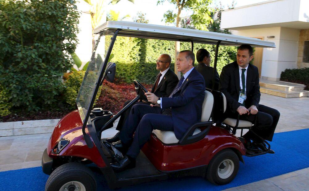 Les temps forts du sommet du G20 à Antalya
