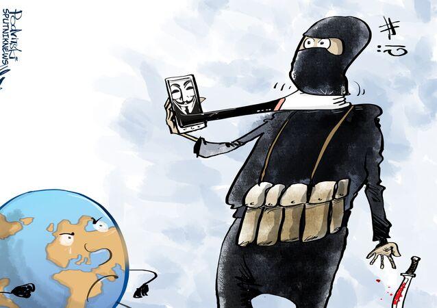 Anonymous déclare la guerre à l'EI