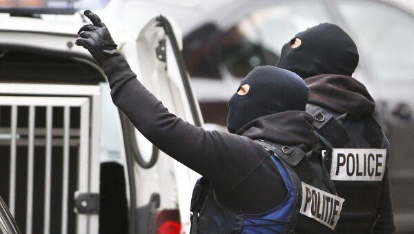 Un raid antiterroriste de la police belge - Sputnik France