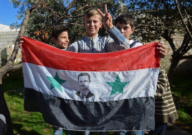 Syrie: dans les villes libérées des djihadistes, la vie reprend