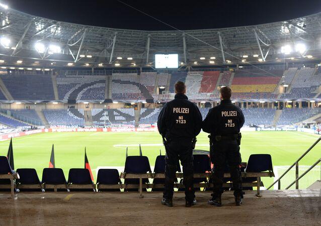 Le stade HDI-Arena à Hanovre