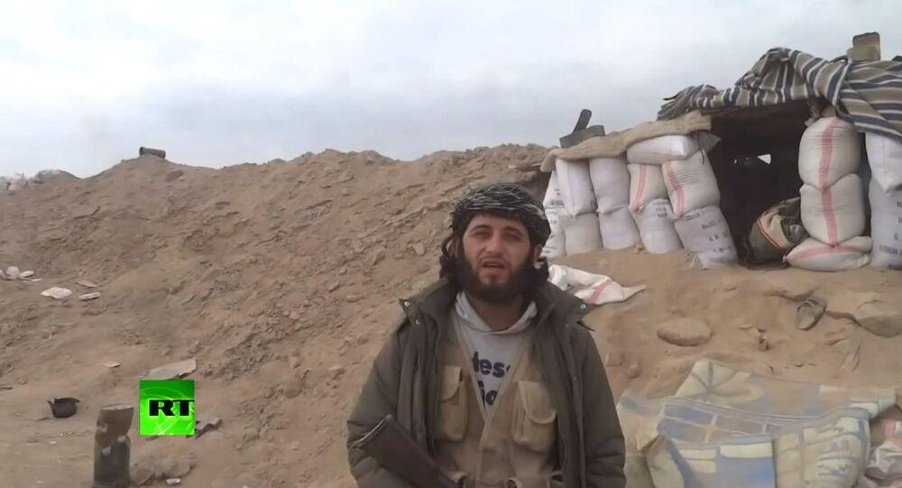 Un responsable du Front al-Nosra tué en pleine interview