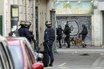 Forces de l'ordre françaises