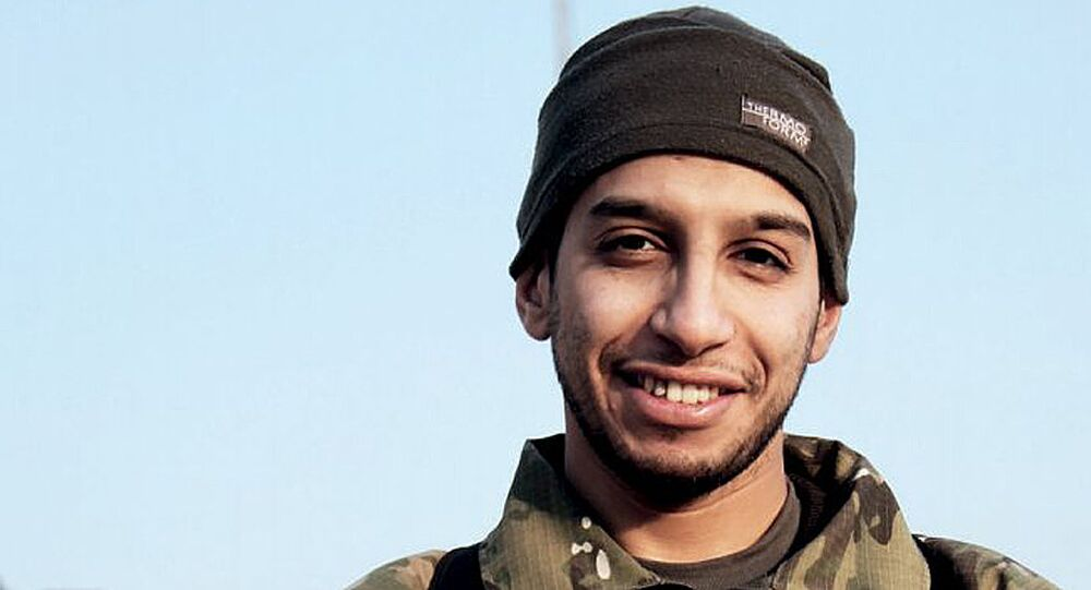Abdelhamid Abaaoud. Archive photo