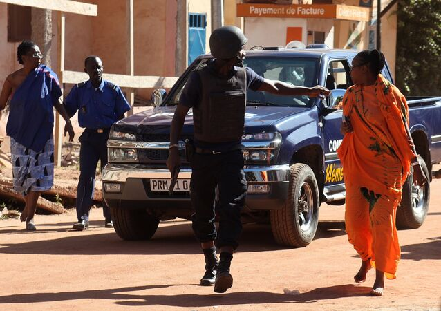 Libération des otages de l'hôtel de Bamako, Nov. 20, 2015