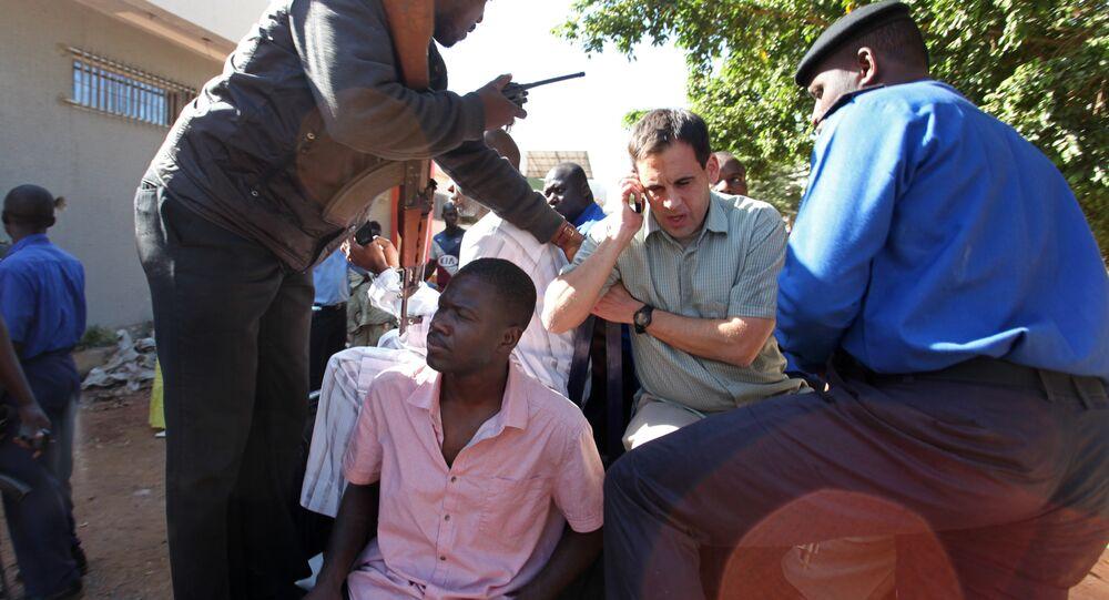 Prise d'otages au Mali