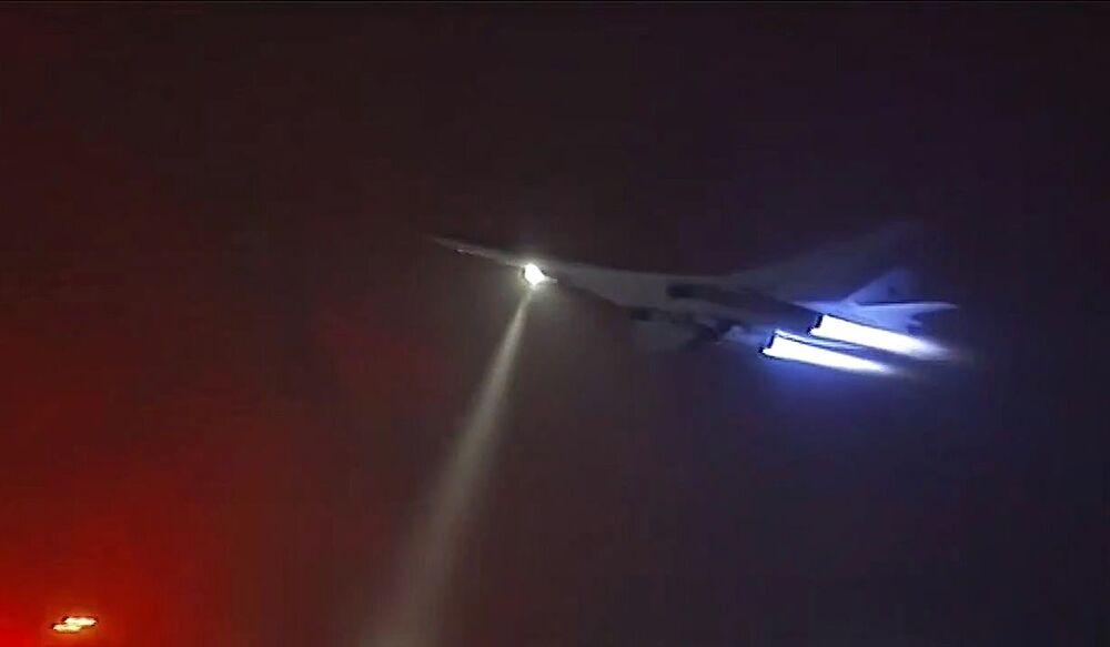 L'aviation russe en action contre l'EI