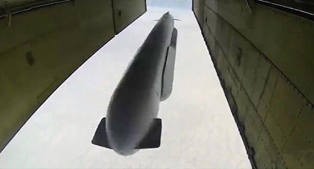 Missile de croisière Х-555