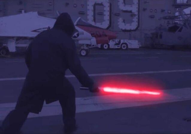 Quand l'US Navy parodie Star Wars