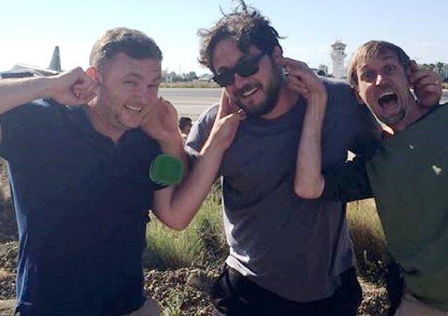 Trois journalistes russes blessés en Syrie