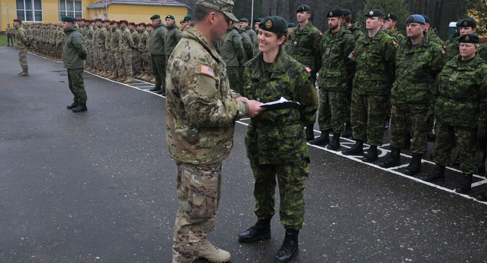 Des instructeurs US en Ukraine
