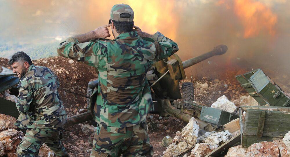 Les milices syriennes reprennent une ville stratégique
