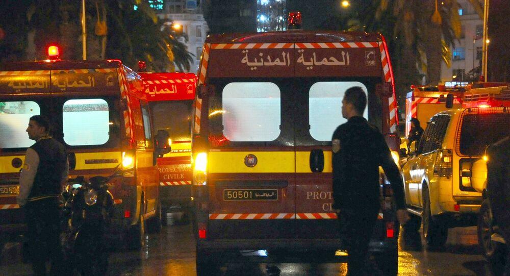 Un raid de la police tunisienne