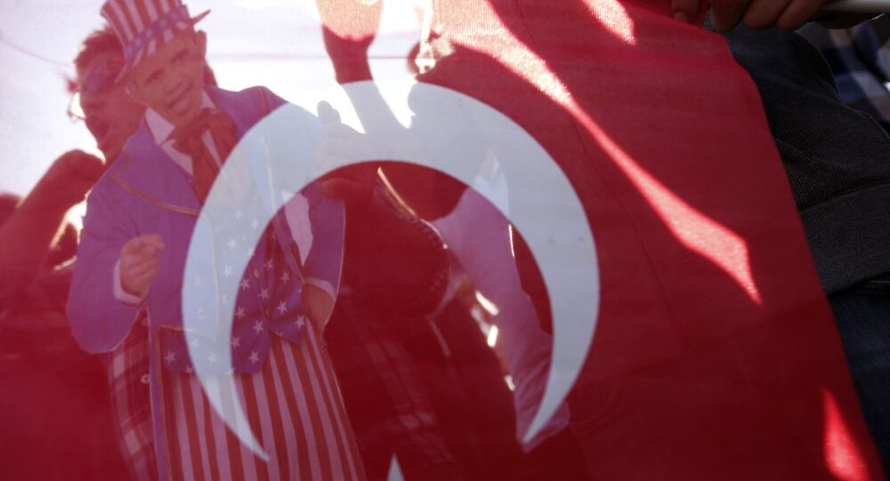 Avion russe abattu: Washington couvre la Turquie