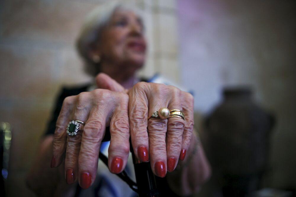 Concours Survivante de l'Holocauste