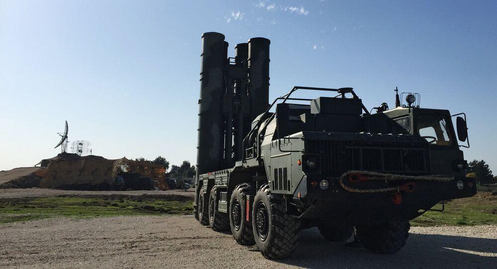La Russie a déployé ses systèmes S-400 en Syrie