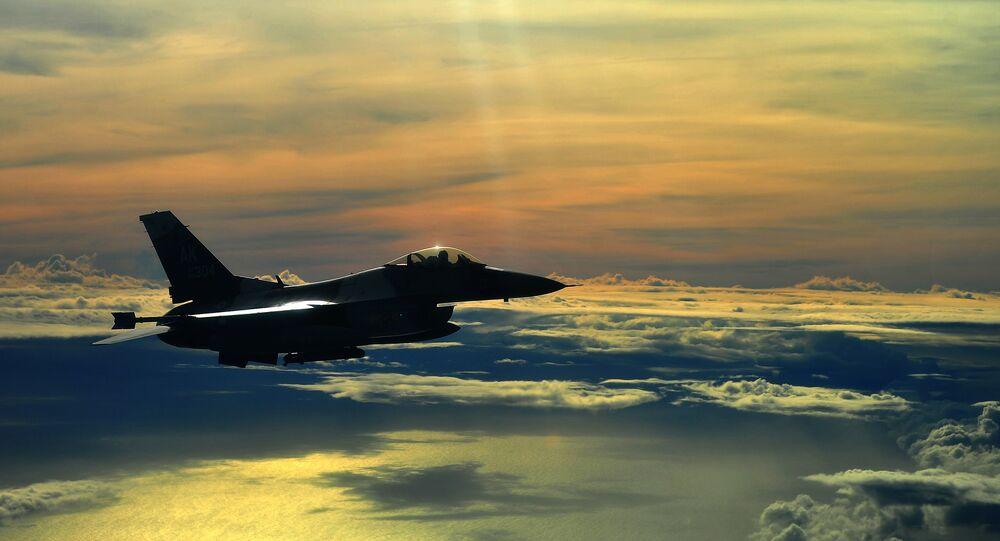 Des F-16 de l'armée de l'air turque, image d'illustration