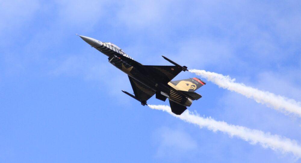 F-16C Fighting Falcon
