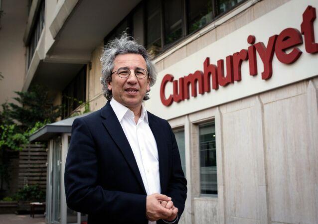 Le rédacteur en chef de Cumhuriyet Can Dündar. Archive photo