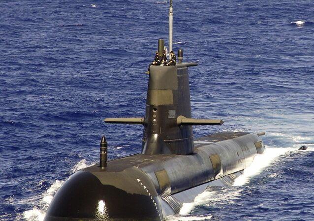 Sous-marin australien