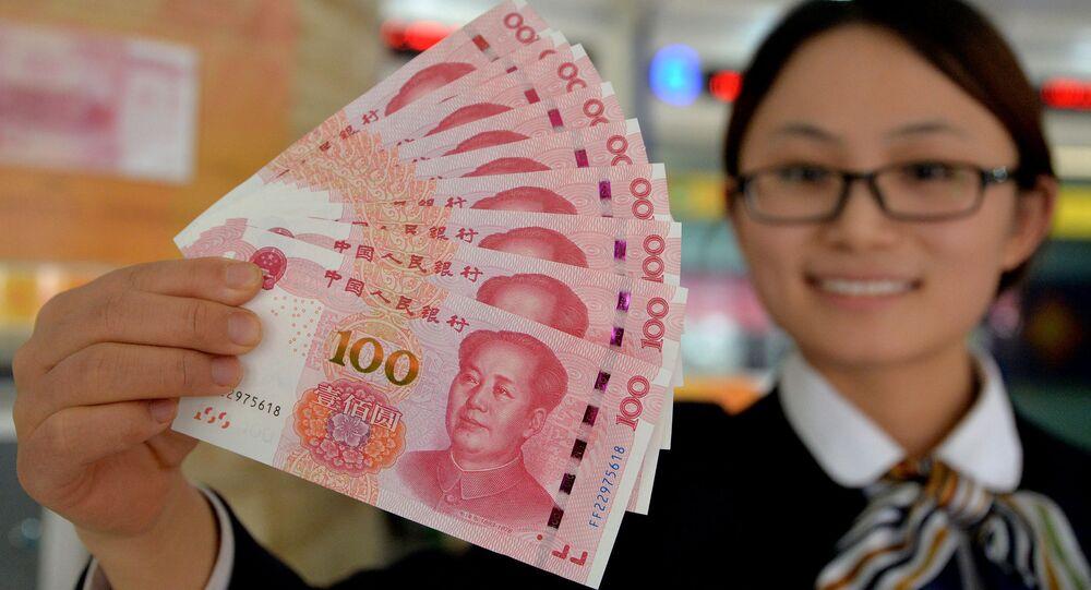 Le yuan chinois