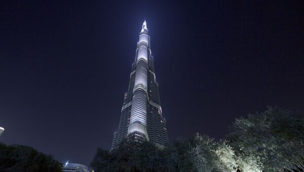 la Burj Khalifa de Dubaï - Sputnik France