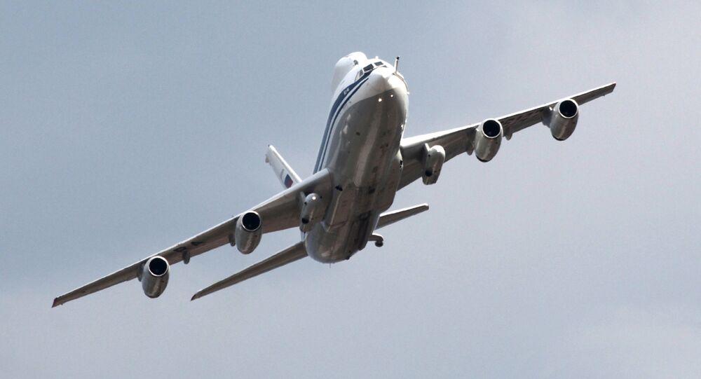 Un Iliouchine Il-80