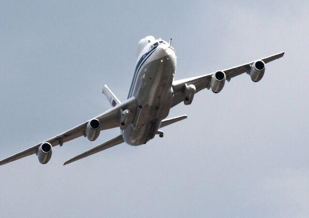 Iliouchine-80, l'avion du Jugement dernier