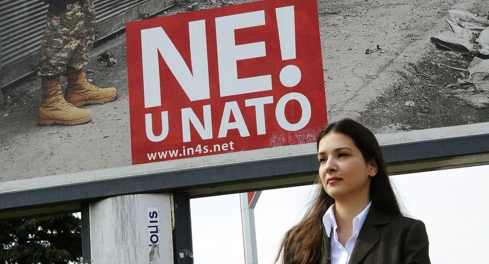 Adhésion du Monténégro à l'Otan: Moscou répond aux fausses accusations