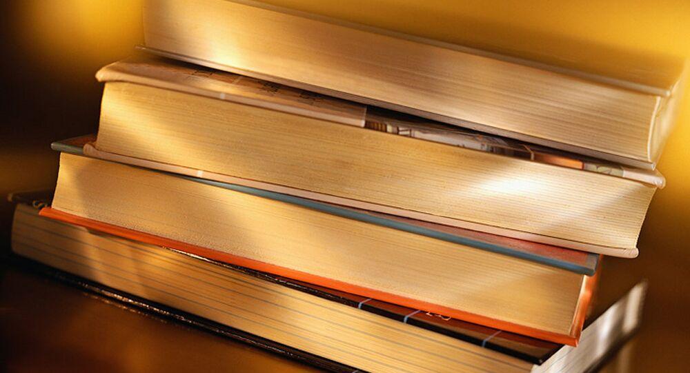 Les livres. Image d'illustration