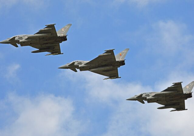 Royal Air Force,Typhoon FGR4