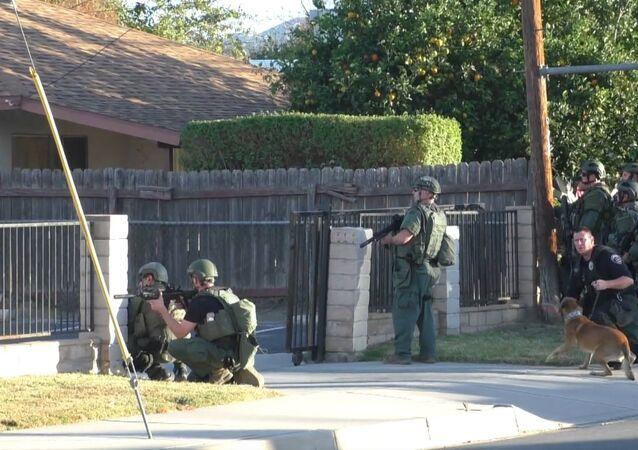 Etats-Unis: les tireurs de San Bernardino abattus