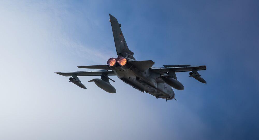 Luftwaffe. Panavia Tornado ECR