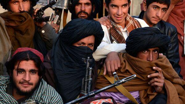 Des talibans afghans - Sputnik France