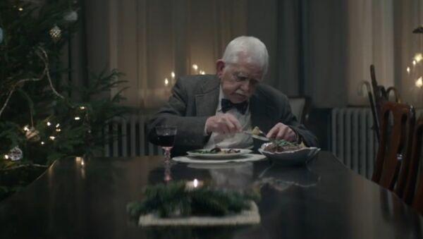Une pub allemande sur la solitude a totalisé 30 millions de vues - Sputnik France