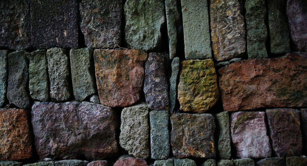 Les pierres. Image d'illustration