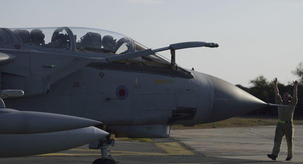 Tornado britannique