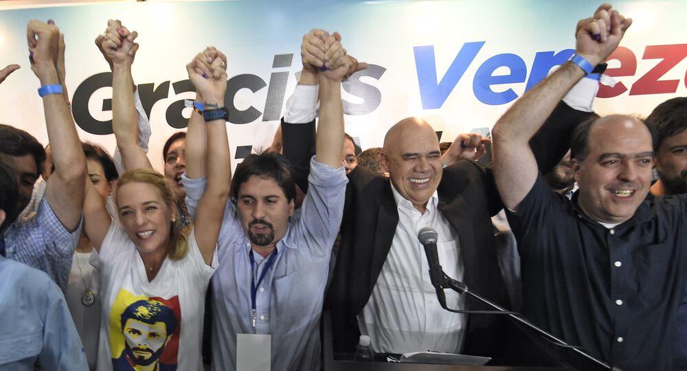 Venezuela: première victoire de l'opposition depuis 16 ans