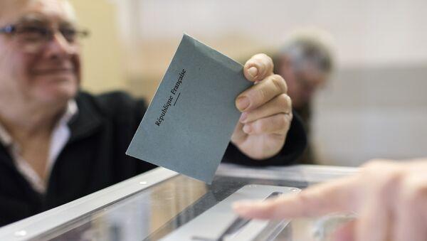 Les élections régionales en France - Sputnik France