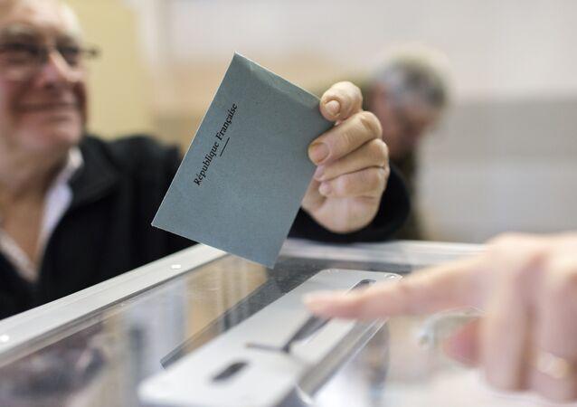 Les élections régionales en France (archives)