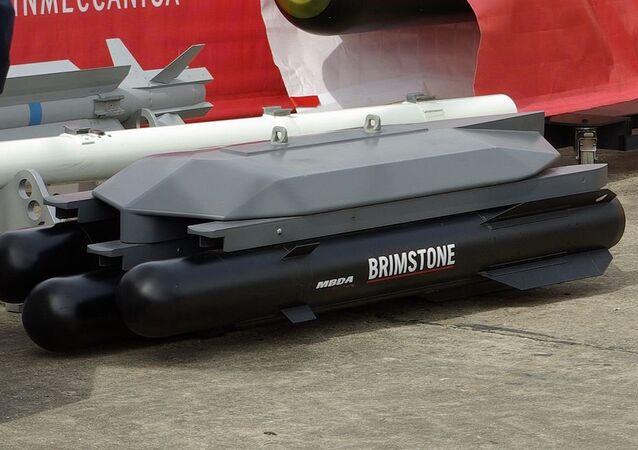 missile Brimstone