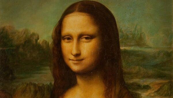 Mona Lisa de l'artiste italien Léonard de Vinci - Sputnik France