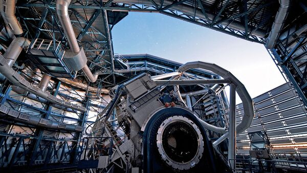 Le Very Large Telescope (VLT) - Sputnik France